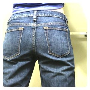 Banana Republic flare bottomed/bootcut jeans